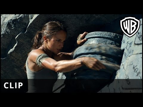 Tomb Raider - Puzzle Door - Warner Bros. UK