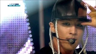 Download Video TAEYANG COMEBACK_1110_SBS Inkigayo_RINGA LINGA MP3 3GP MP4