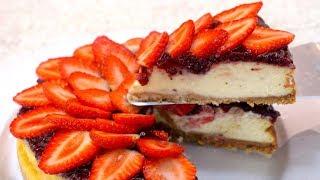 Receita de Cheesecake – Super Fácil
