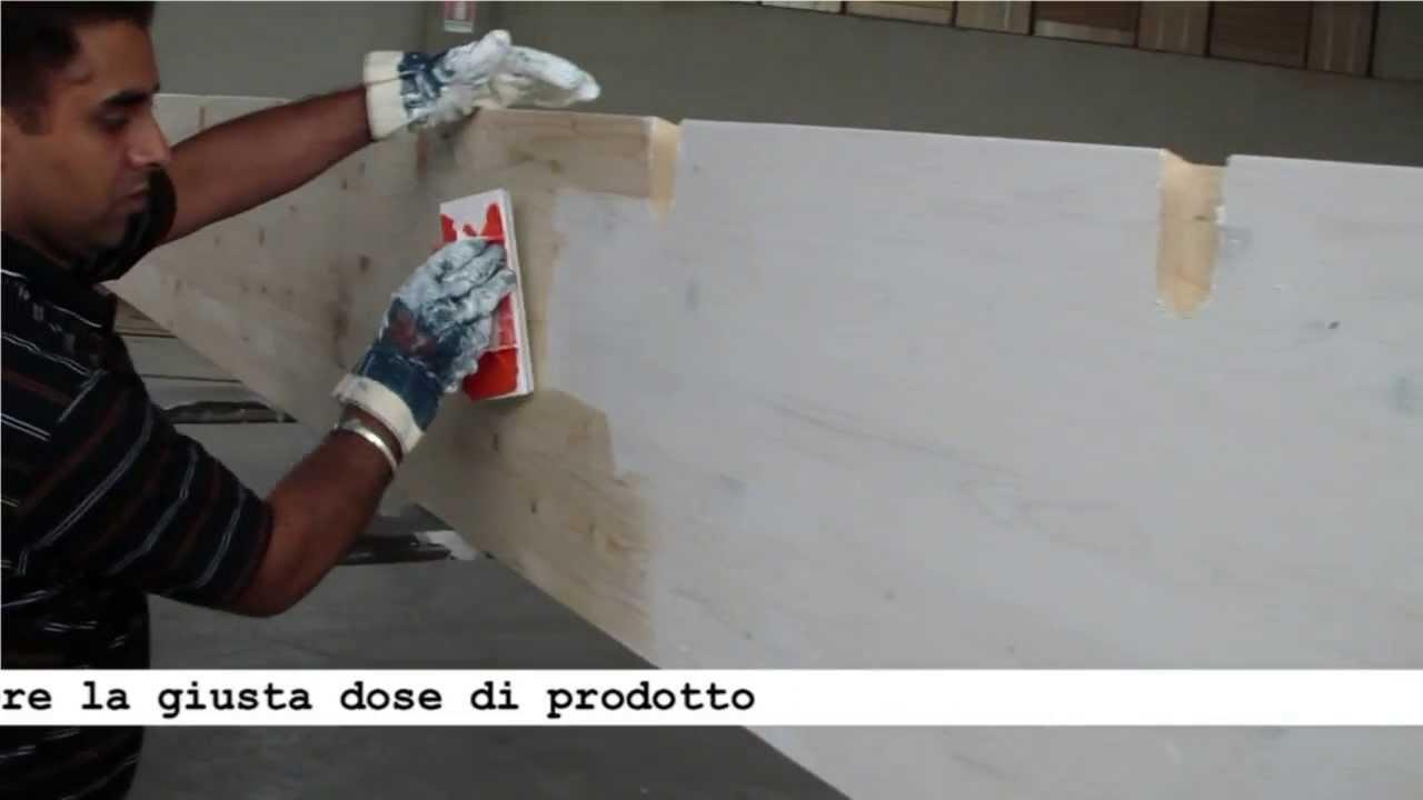 Vuoi ottenere il legno bianco in modo efficace, semplice e duraturo? - YouTube