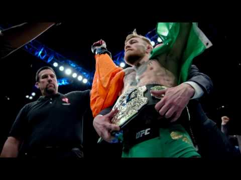 RTÉ Sport Awards 2016 | Nominated for Sportsperson of the Year | Conor McGregor