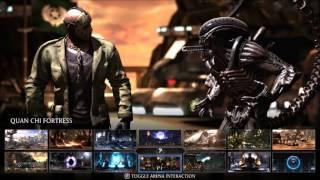 Jugando Mortal Kombat XL (PC)