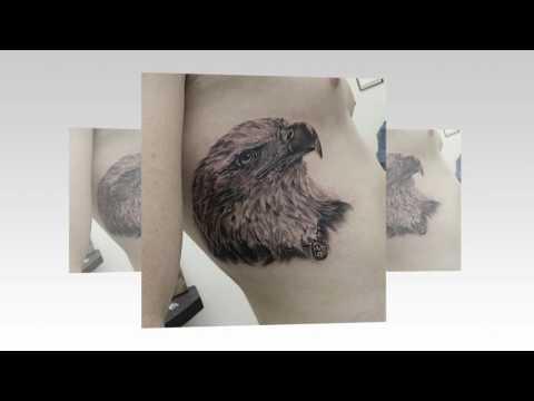 Die meisten privaten Adler Tattoo Models