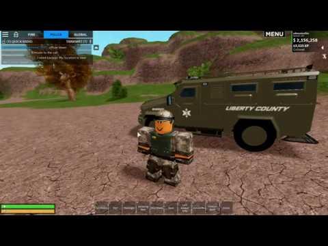 New Swat Gamepass Emergency Response Liberty County Roblox Youtube
