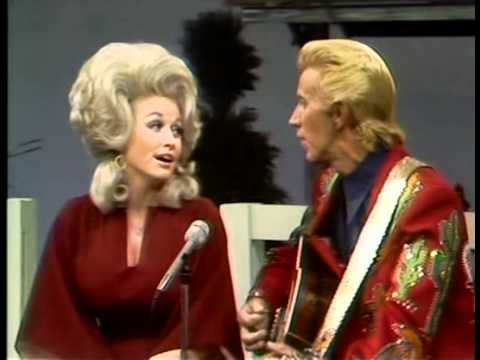 Porter Wagoner & Dolly Parton - That Was Before I Met You