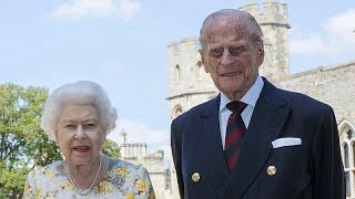 Королева Великобритании и её супруг привились вакциной от коронавируса…