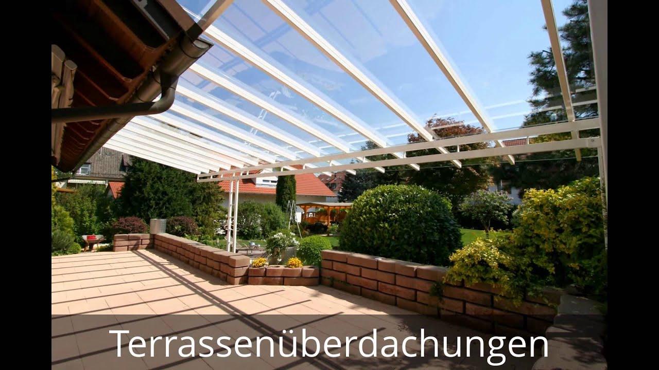 terrassen berdachung von mm terrassendach youtube. Black Bedroom Furniture Sets. Home Design Ideas