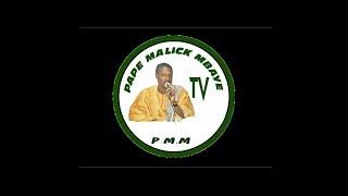 Pape Malick Mbaye A Kaolack