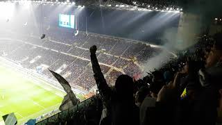 Sarò con te - Settore ospiti Inter Napoli