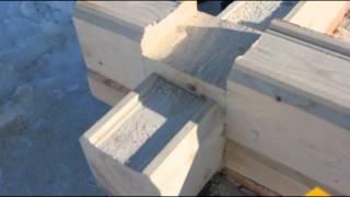 строительство из профилированного бруса(строительство из профилированного бруса 190x190., 2013-06-10T11:21:08.000Z)
