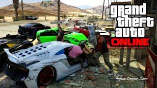 GTA 5 Online | Банда гангстери