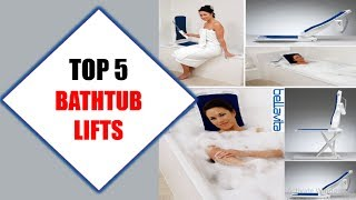 Top 5 Best Bathtub Lifts 2018 | Best Bathtub Lift Review By Jumpy Express