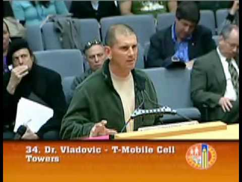 LAUSD School Board condemnation of T-Mobile's cell tower at Taper Avenue Elementary School