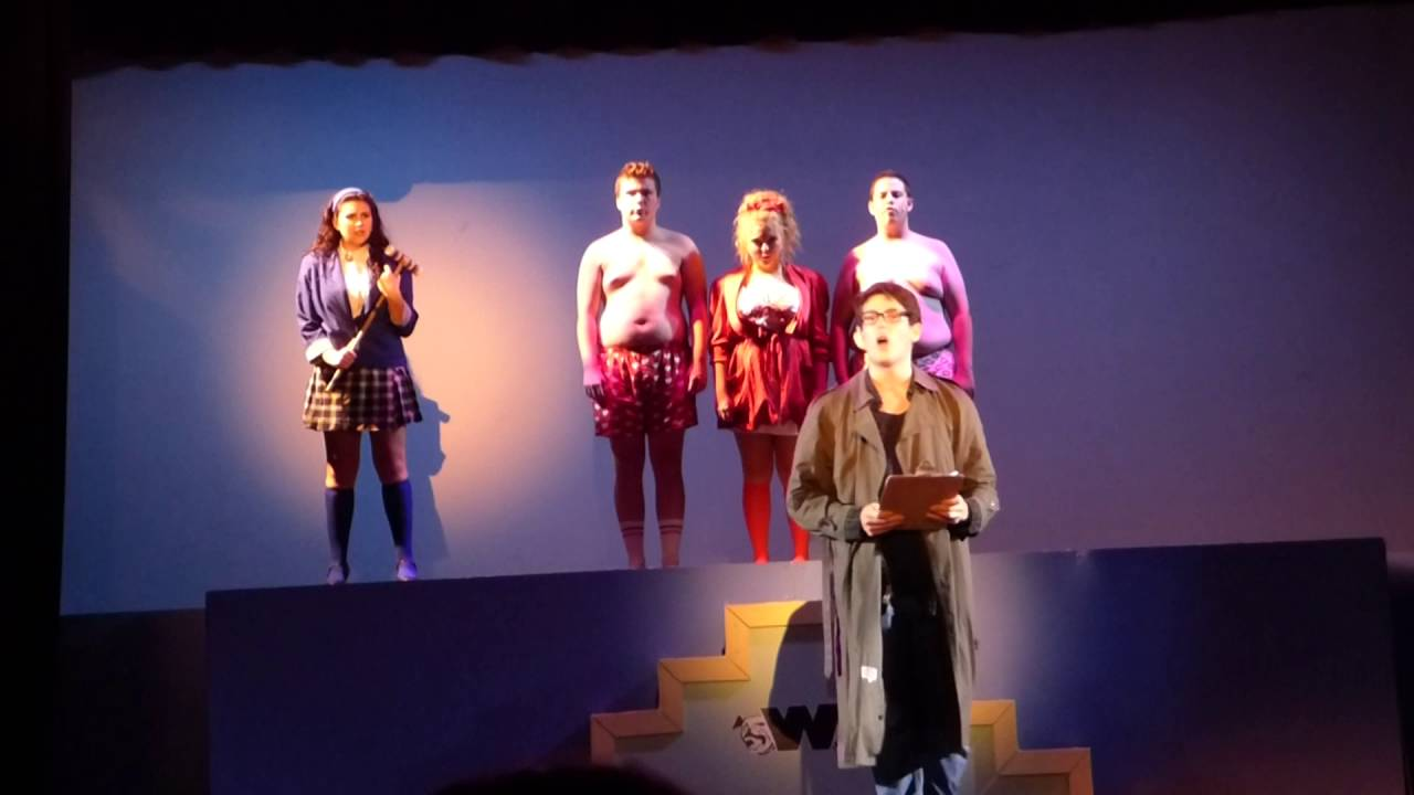 Meant to be Yours… Heathers 2016 Thomaston Opera House ...