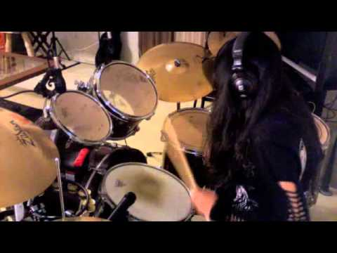 Down - Thousand Foot Krutch - Drum Cover - Ashni