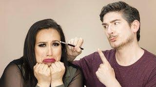 Martin Catalogne Critica mi maquillaje 😱
