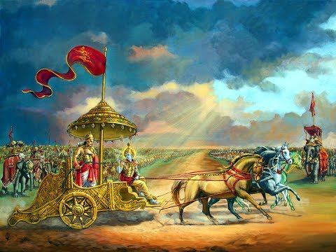 Bhagavad Gita Chapter 1 (Marathi)