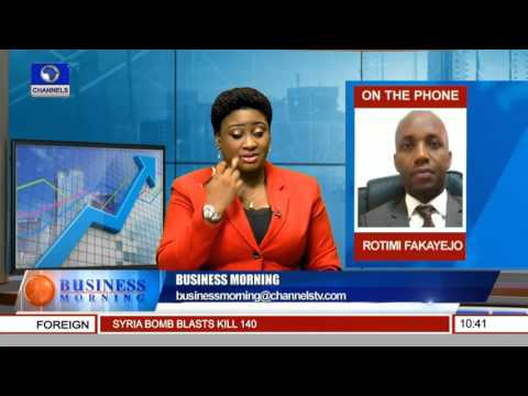 Business Morning: Equities Market Review 22/01/16