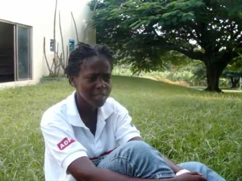 Tomika from St. Vincent, TCE Mozambique