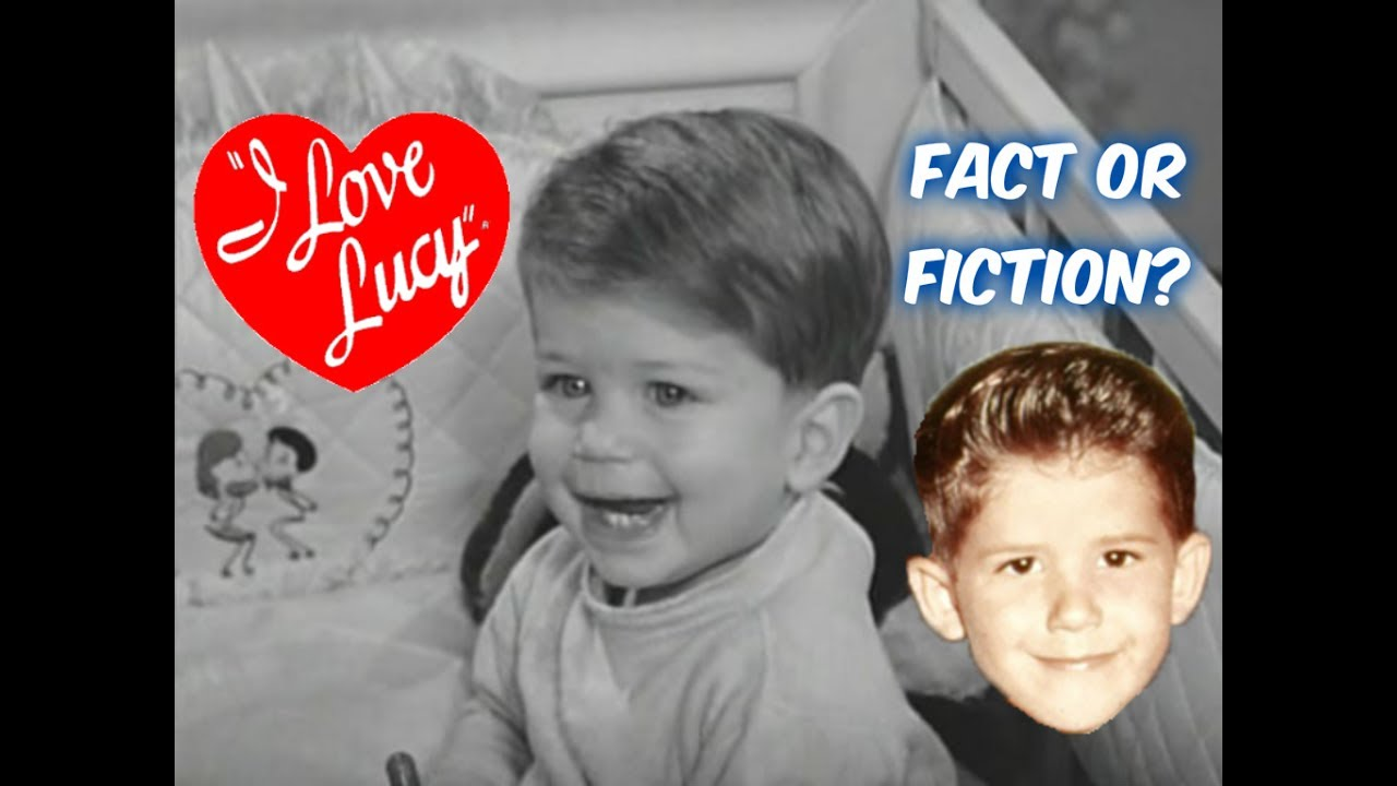 Fact or fiction one actor played little ricky i for Who played little ricky in i love lucy