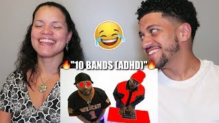 "MOM REACTS TO JOYNER LUCAS! ""10 BANDS (ADHD)"" *FUNNY REACTION*"