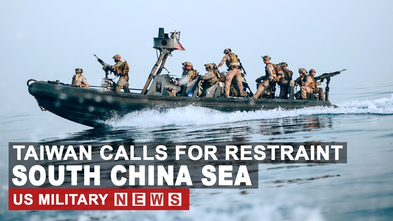 SOUTH CHINA SEA LATEST NEWS ( APRIL 28 2020 ) TAIWAN CALLS FOR RESTRAINT IN SOUTH CHINA SEA
