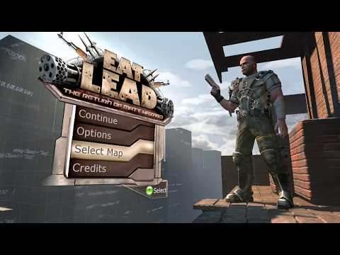 Eat Lead: Return of Matt Hazard - #2 Red Meat District - XB3