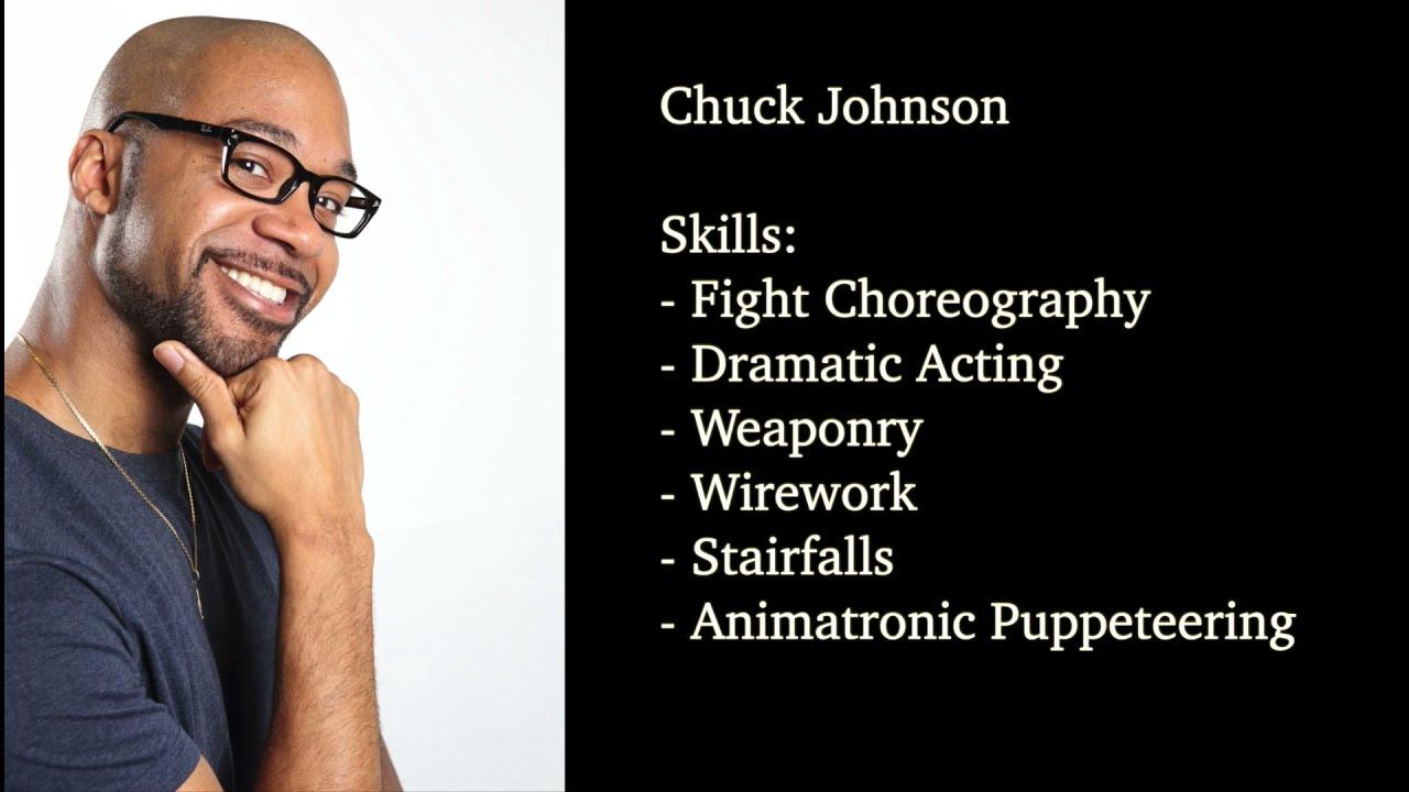 Chuck Johnson 2021 Stunt Reel_Full