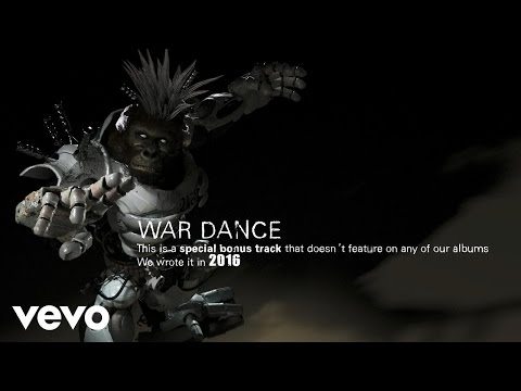 Shaka Ponk - War Dance Cover view