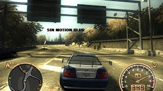 Como reducir lag Need For Speed Most Wanted (2005)