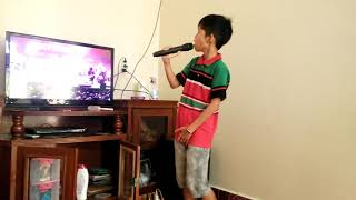 Bukan Rayuan Gombal-judika-(Karaoke)- Rivaldo Manurung