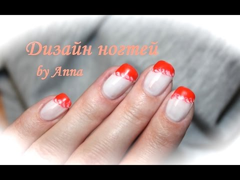 Фото просто дизайна ногтей