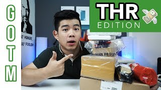 THR EDITION!! Gadget of The Month Mei 2018 (MYSTERY UNBOXING 🔥)
