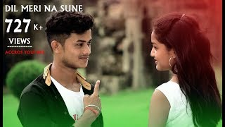 Dil meri na sune hindi album video song//utsab/mimi/tanmay/arpita