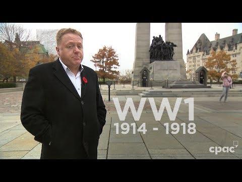 Remembrance in Canada | Outburst — November 9, 2018