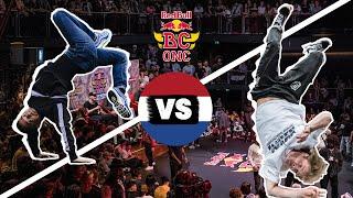 B-Boy Shane vs. B-Boy Timbo | Red Bull BC One Cypher Holland 2019 Semifinal