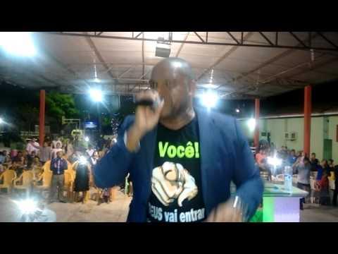 Pastor Melvin Na Vigília Vem Comigo Dando Glória