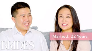 Couples Married for 0-65 Years Answer: Why Did You Want to Get Married? | Brides