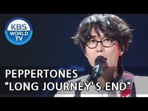 Peppertones - Long Journey's End I 페퍼톤스 - 긴 여행의 끝 [Yu Huiyeol's Sketchbook/2018.05.19]