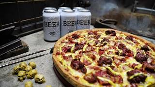 Hell Pizza - Beer \u0026 Wine Delivery