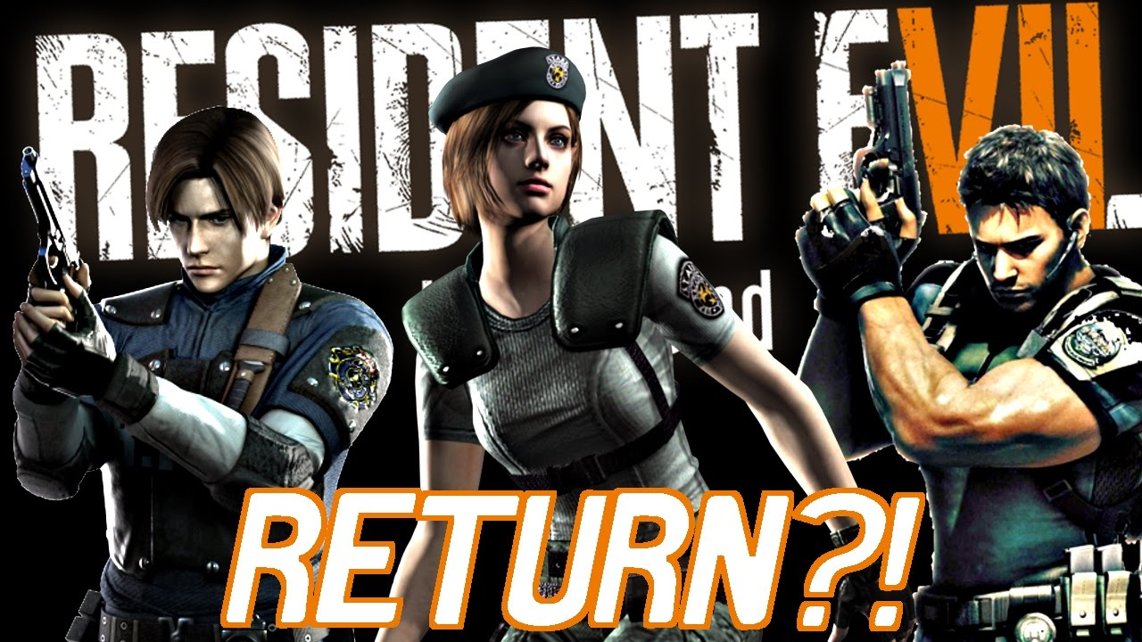 Resident Evil 7 Are The Original Characters Returning