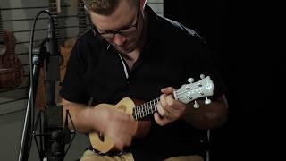 Soprano Ukulele demo by Luna - UKE HONU SPR