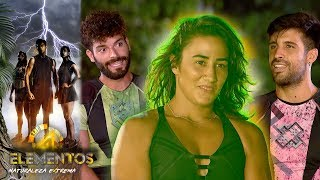 Selección de parejas | Reto 4 Elementos, segunda temporada