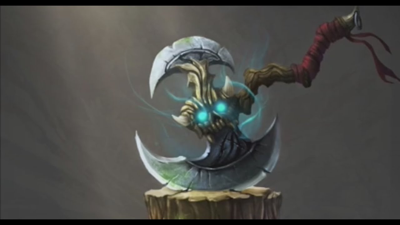 world of warcraft battle axe item speed drawing with photoshop