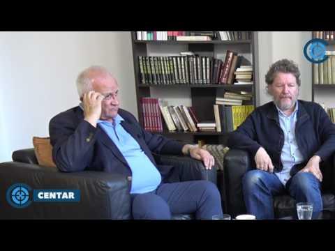 U CENTAR - dr Dušan Janjić i dr Slobodan Antonić: O tome  kako Albanci pobeđuju Srbe