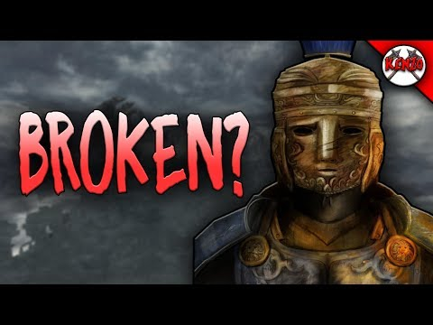 DID THIS NEW TECH MAKE CENTURION BROKEN?! (For Honor)