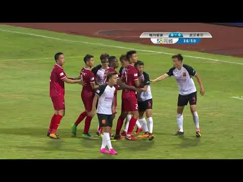 2018 CHA League one   Round 13   Meizhou Hakka vs Wuhan ZALL