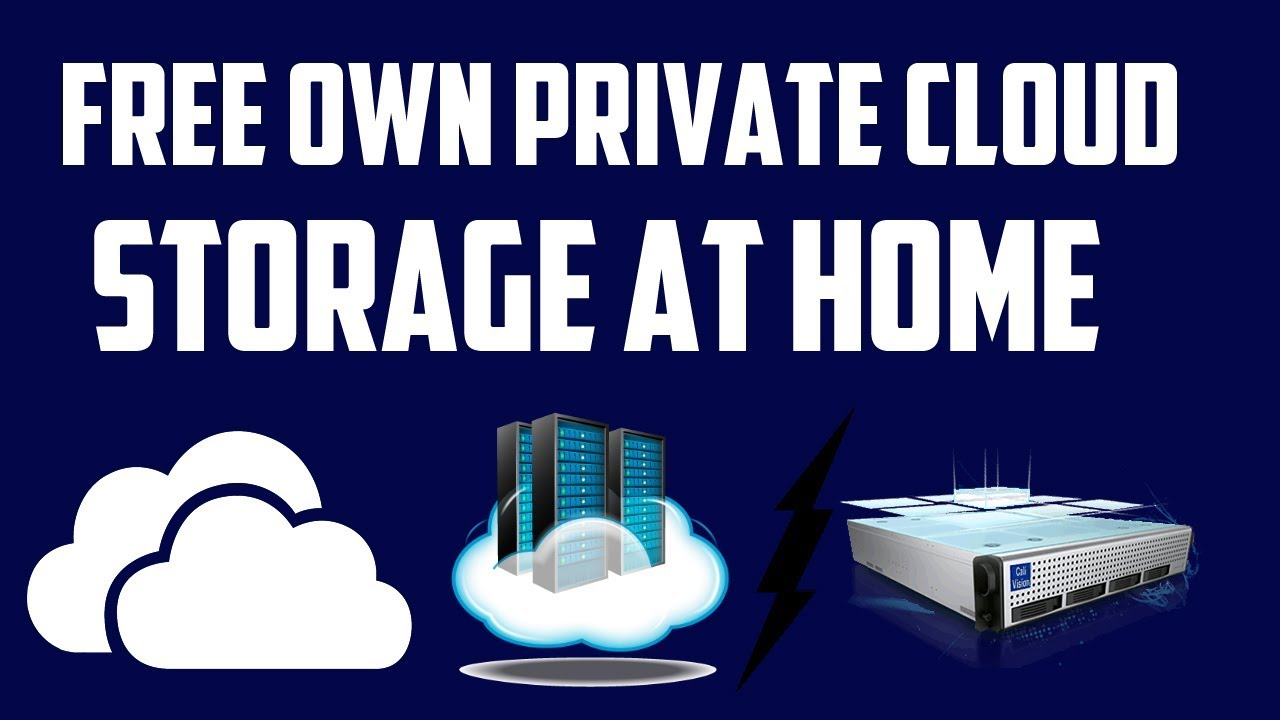 How To Create Your Own Personal Cloud Server At Home