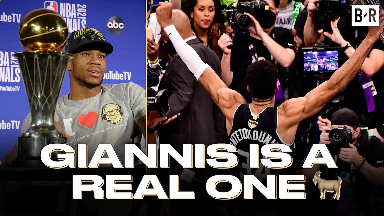"""Download Giannis On Not Joining A Super Team: """"I Couldn't Leave. There Was A Job That Had To Be Finished"""""""