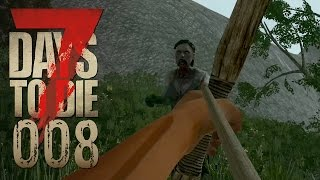 7 Days to Die [008] [Die neuen Gäste am Badestrand] [Let's Play Gameplay Deutsch German] thumbnail